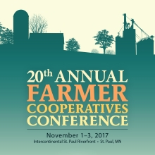 20th Annual Farmer Cooperatives Conference