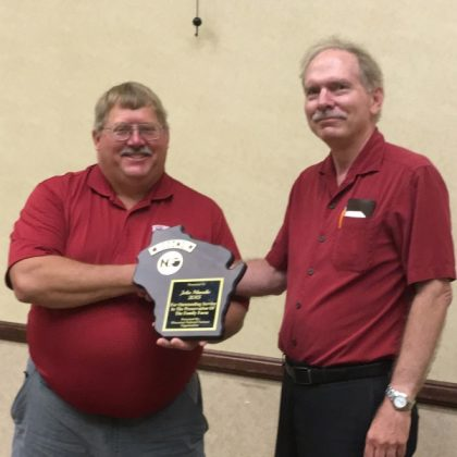Manske recognized for protecting family farms