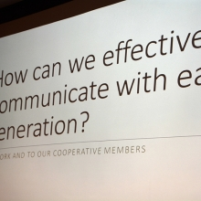 2019 Co-op Communicators Workshop