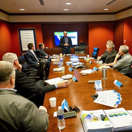 Cooperative Network hosts energy discussion