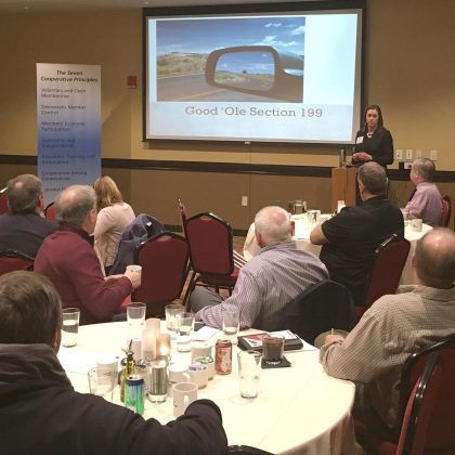 Cooperative Network hosts Federal Dairy Issues Forum